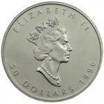 Platinum Canadian Maple Leaf Coin