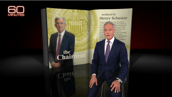 Peter Schiff Powell Was Out There To Lie The American Public On 60 Minutes