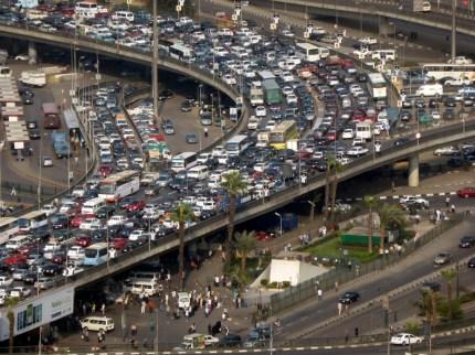 Ganz normaler Verkehr