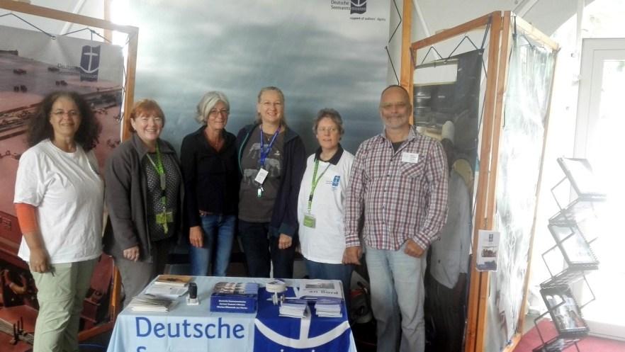 Team Gasthaus Ökumene