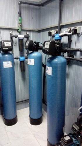 Wasserreinigungsanlage