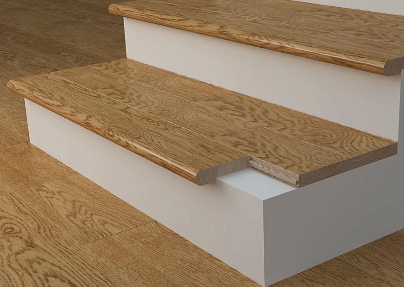 Armstrong Handsed Golden Acacia Laminate Flooring  Carpet