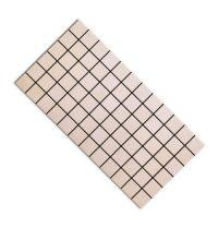 """Affinity Cream Ceramic 2"""" x 2"""" Mosaic Tile - Schillings"""