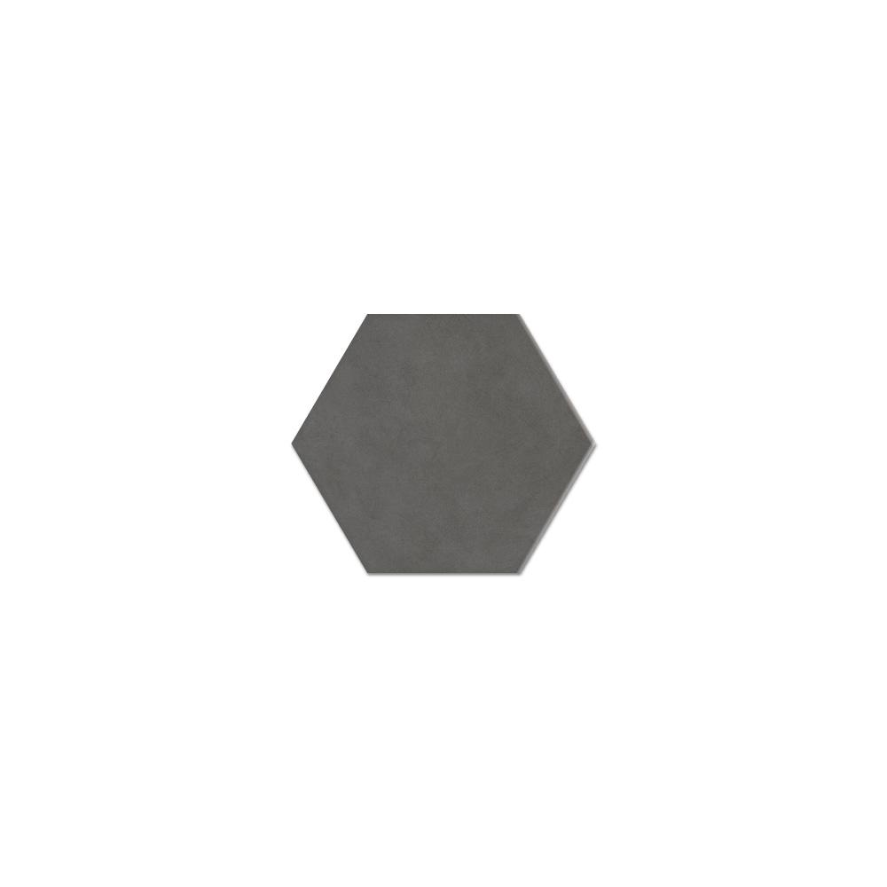 daltile bee hive grey hexagon porcelain tile 8 1 2 x 10 3 98 sq ft per carton