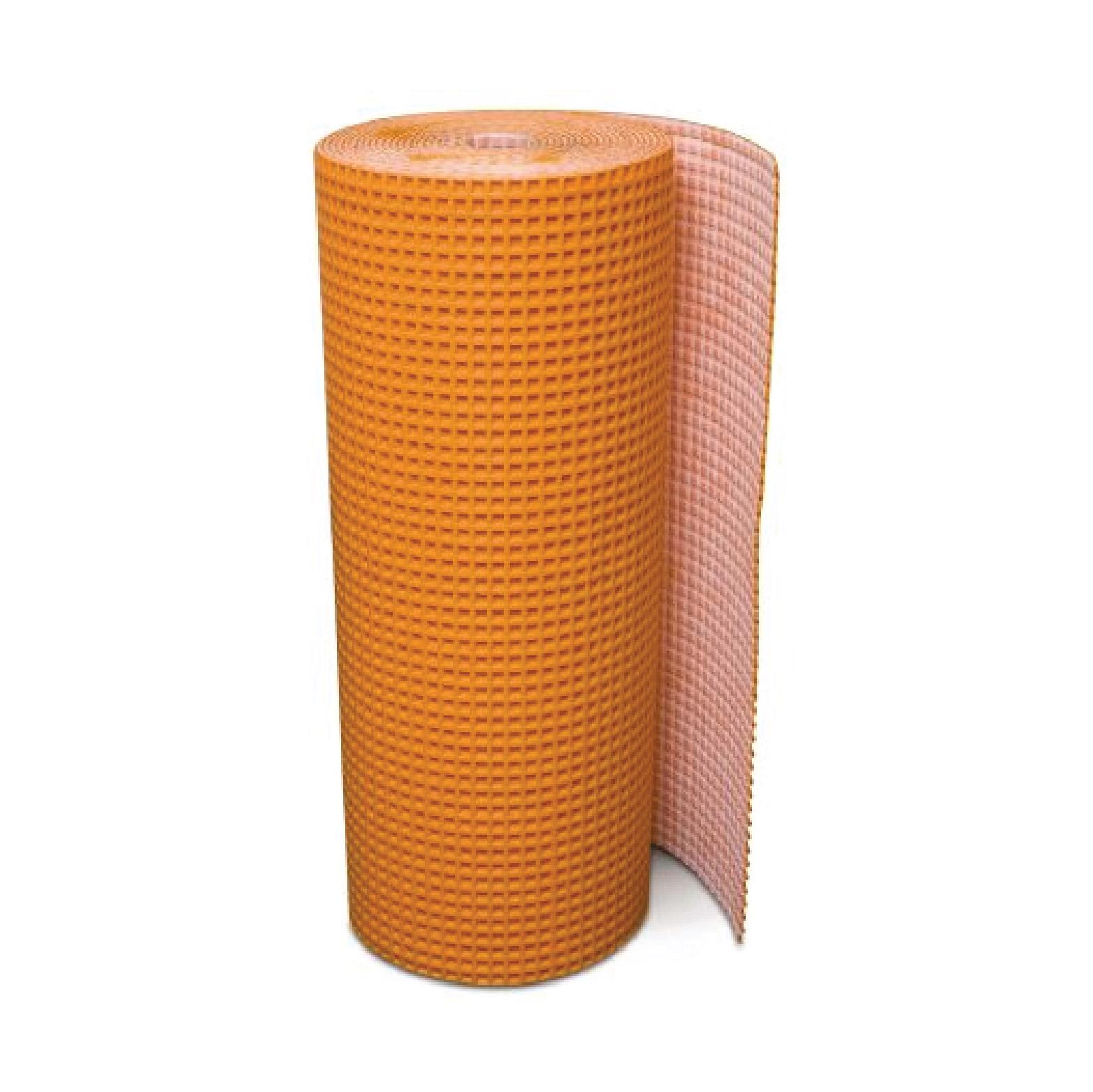 schluter ditra waterproof membrane xl 5 16 tile underlayment 175 square foot roll