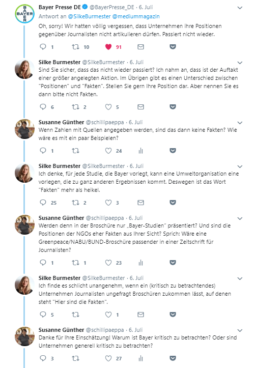 bayer vs burmester
