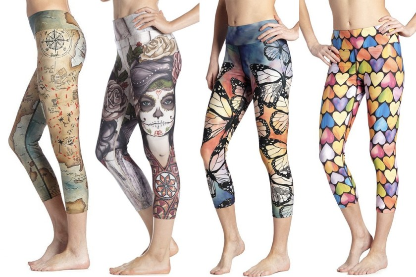werkshop crop leggings review
