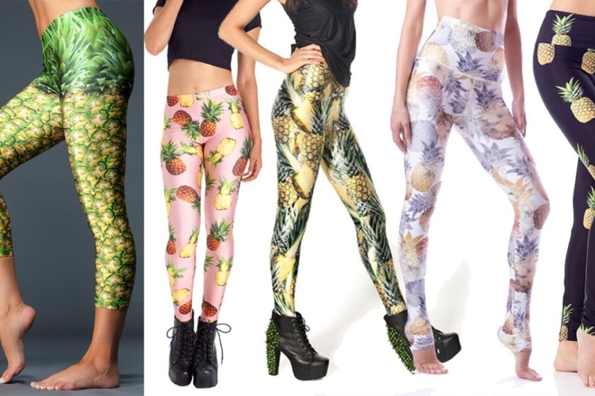 pineapple-leggings-yoga-fashion