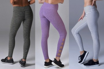 glyder yoga leggings review schimiggy