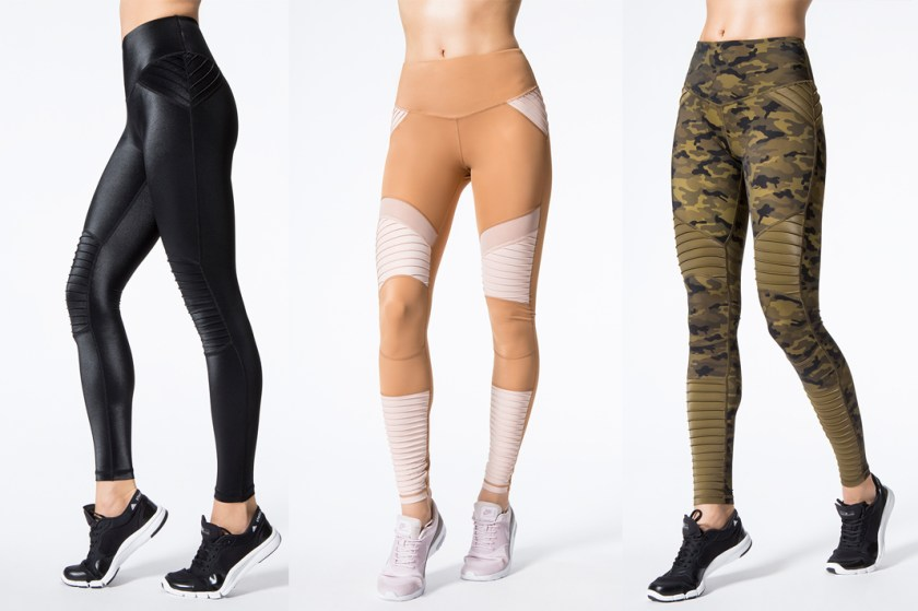 l'urv moto leggings collection