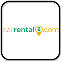 car rental 8 logo travel resources