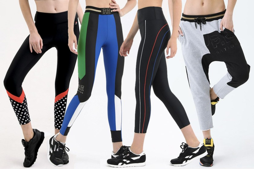P.E Nation Review Leggings