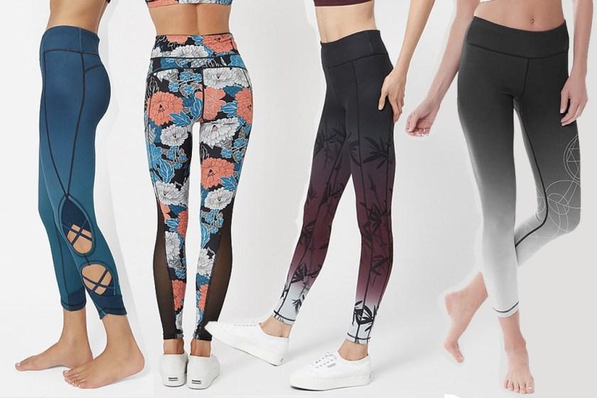 sweaty betty review chandrasana leggings schimiggy