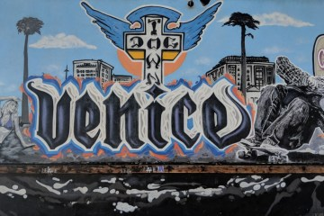 venice Beach wall art
