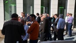 Pause während der Sonnenfinsternis - Bild: peridomus.de