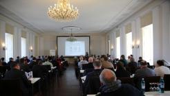 Schimmelpilz-Forum im Gesandtenbau der Residen Würzburg