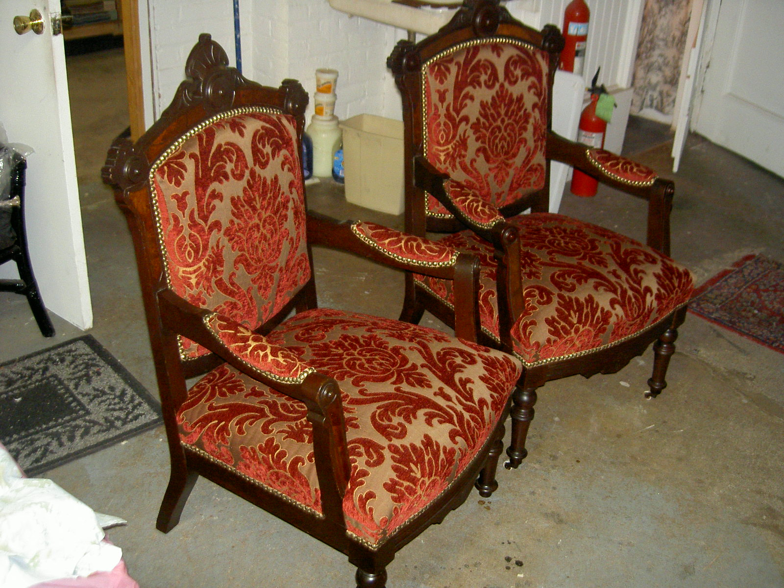 Antique Chair Furniture Restoration Reupholstery Schindler 39s