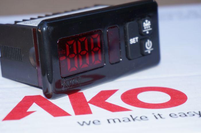 AKOD14320 Universal Digital Temperature Controller for Freezers 120v  Schindler Technologies