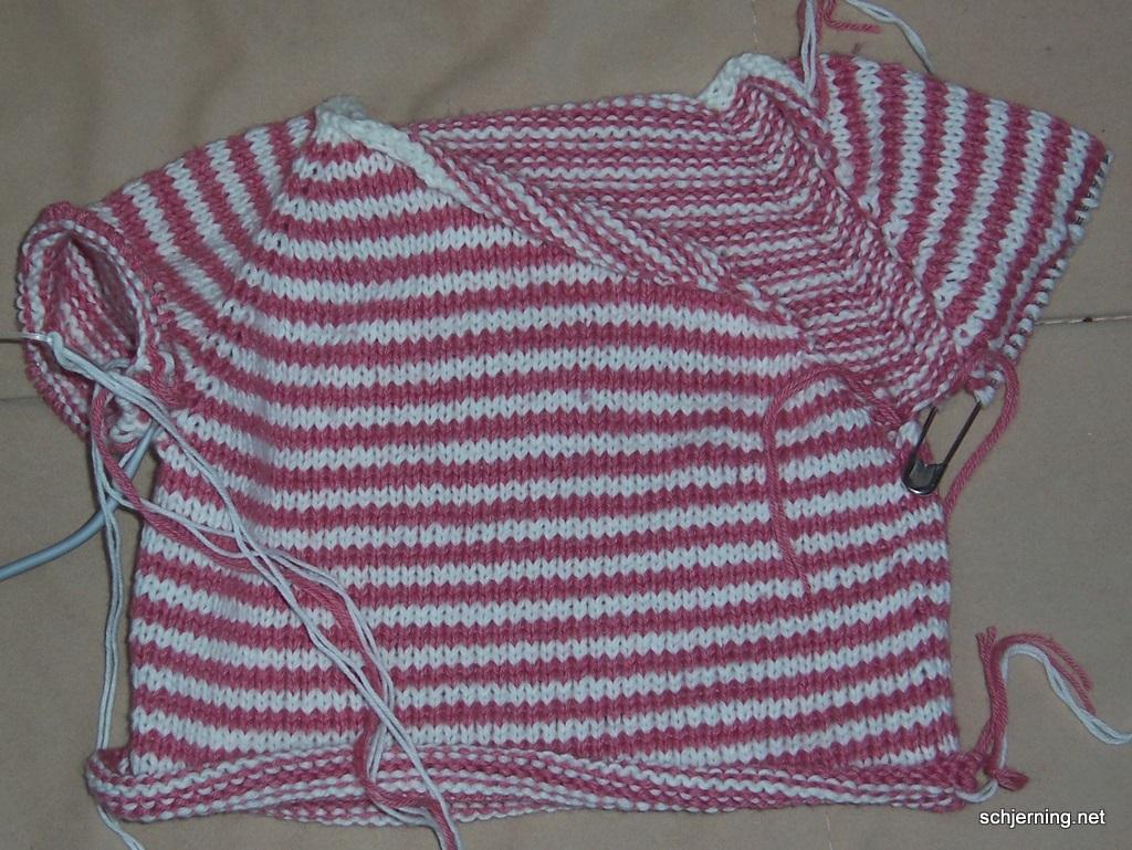 Baby sweater i merci