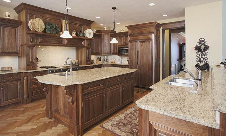 custom kitchen cabinetry outdoor plans free amish made cabinets schlabach wood design hardwood
