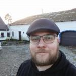 Jeg Bjørn Schlæger 3 måneder efter indlæggelse