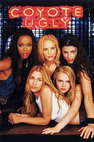 "Plakat for filmen ""Coyote Ugly"""