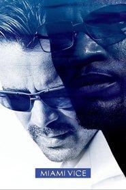 "Plakat for filmen ""Miami Vice"""