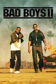 """Plakat for filmen """"Bad Boys II"""""""