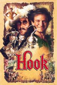 """Plakat for filmen """"Hook"""""""
