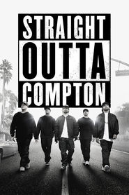 "Plakat for filmen ""Straight Outta Compton"""