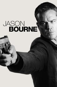 "Plakat for filmen ""Jason Bourne"""
