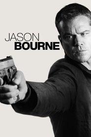 """Plakat for filmen """"Jason Bourne"""""""