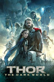 "Plakat for filmen ""Thor: The Dark World"""