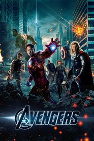 "Plakat for filmen ""The Avengers"""