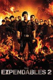 """Plakat for filmen """"The Expendables 2"""""""