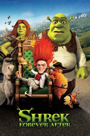 "Plakat for filmen ""Shrek Forever After"""