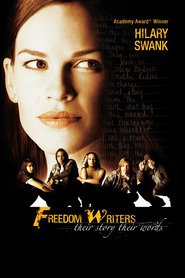 "Plakat for filmen ""Freedom Writers"""