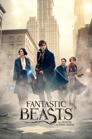 "Plakat for filmen ""Fantastic Beasts and Where to Find Them"""