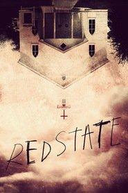 """Plakat for filmen """"Red State"""""""