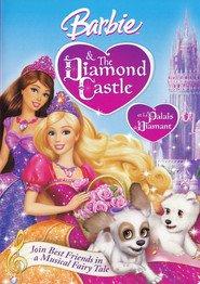 """Plakat for filmen """"Barbie and the Diamond Castle"""""""