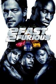 "Plakat for filmen ""2 Fast 2 Furious"""