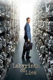 "Plakat for filmen ""Labyrinth of Lies"""