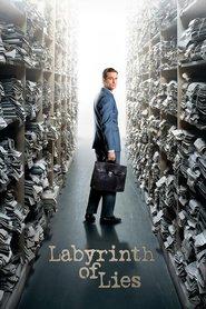 """Plakat for filmen """"Labyrinth of Lies"""""""