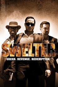 """Plakat for filmen """"Swelter"""""""