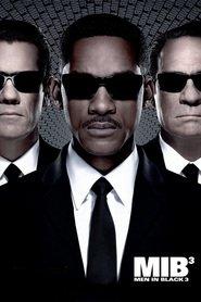 """Plakat for filmen """"Men in Black 3"""""""