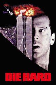 """Plakat for filmen """"Die Hard"""""""