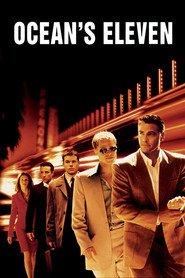 """Plakat for filmen """"Ocean's Eleven"""""""