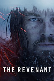 "Plakat for filmen ""The Revenant"""