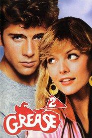 """Plakat for filmen """"Grease 2"""""""