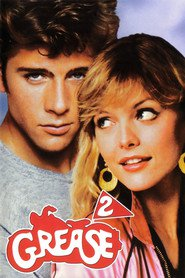 "Plakat for filmen ""Grease 2"""
